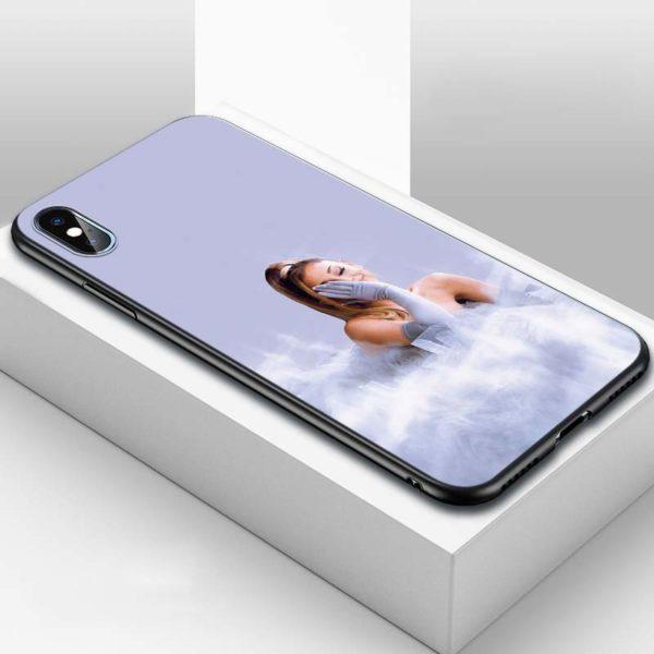 Stylové pouzdro pro iPhone - styl Ariana Grande