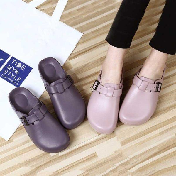 Domácí gumové pantofle