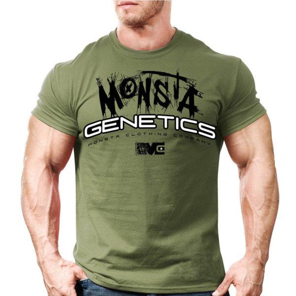 Pánské letní bavlněné tričko se stylovým nápisem