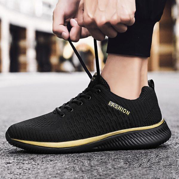 Pánské prodyšné vycházkové boty