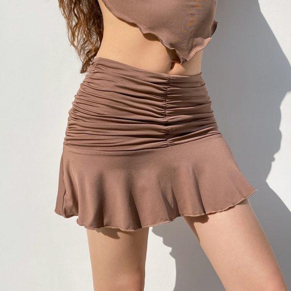 Dámská trendy mini sukně Anna