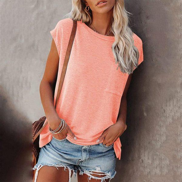 Dámské letní tričko Olivia
